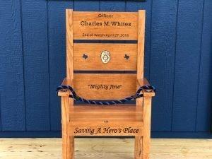 Charles White Chair
