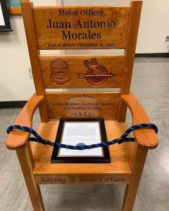 Morales Chair